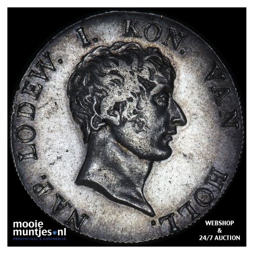 50 stuiver - Lodewijk Napoleon - 1808 (kant B)