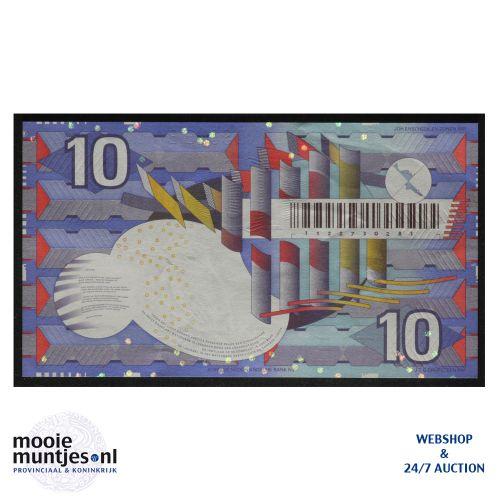 10 gulden  - 1997 (Mev. 50-1 / AV 38) (kant B)