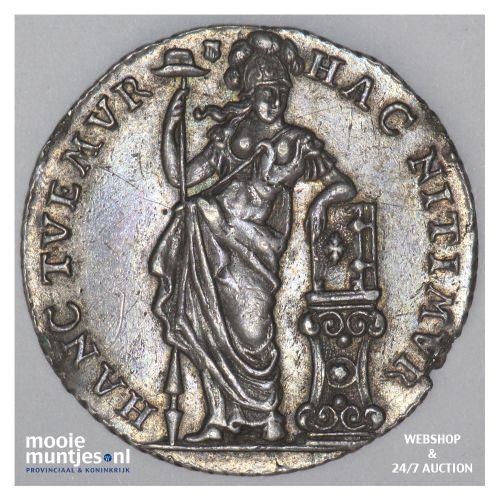 Utrecht - X stuiver - 1795 (kant B)