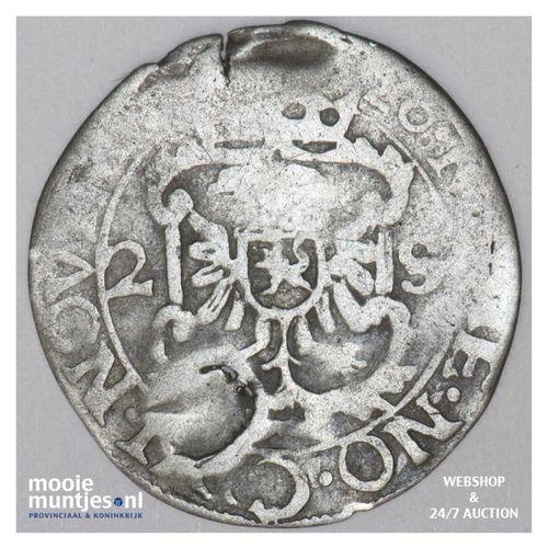 Nijmegen - Dubbele stuiver - 1620 (kant A)