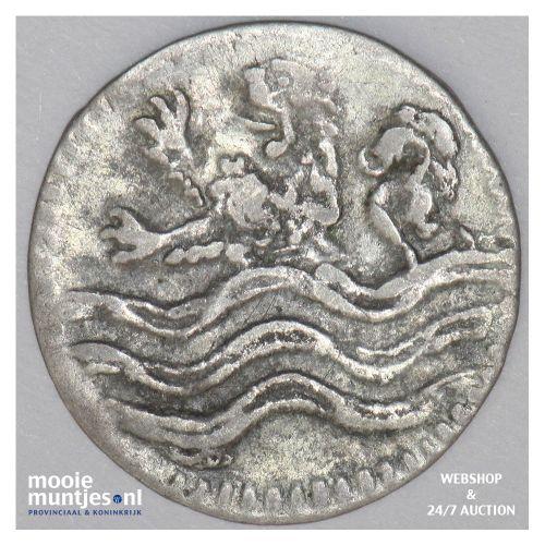 Zeeland - Stuiver - 1731 (kant B)