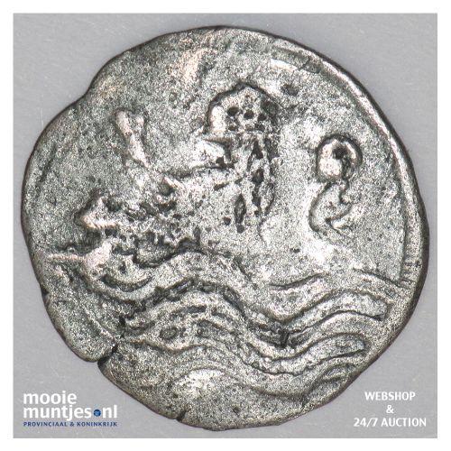 Zeeland - Stuiver - 1684 (kant B)