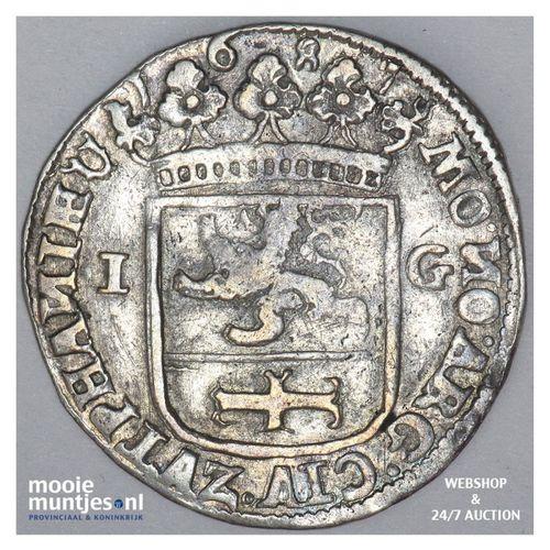 Zutphen - Stedelijke gulden - 1687 (kant A)