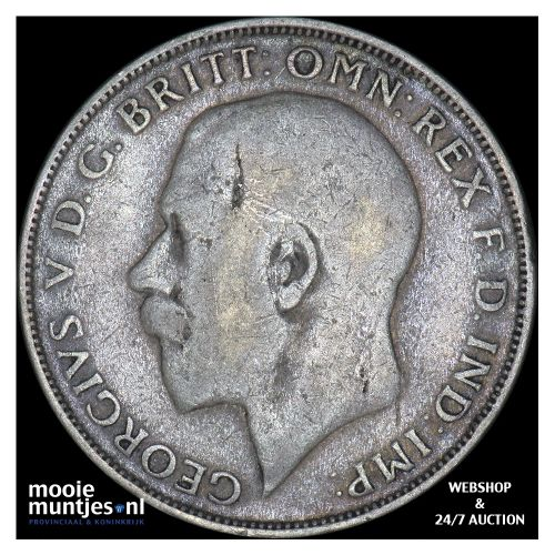 florin (two shillings) - Great Britain 1922 (KM 817a) (kant B)