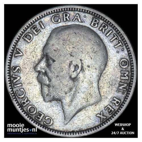 florin (two shillings) - Great Britain 1933 (KM 834) (kant B)