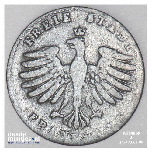 kreuzer - German States/Frankfurt am Main 1857 (KM 312) (kant B)
