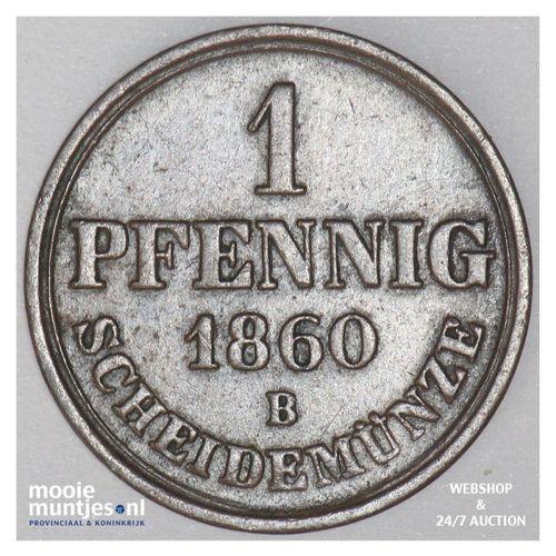 pfennig - German States/Hannover 1860 (KM 233) (kant A)