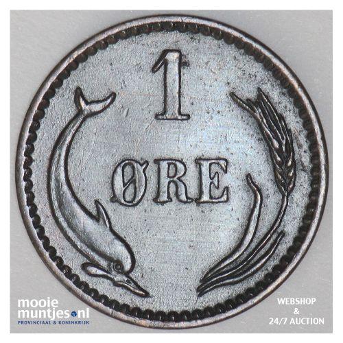 ore - Denmark 1904 (KM 792.2) (kant B)