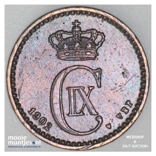 ore - Denmark 1902 (KM 792.2) (kant A)