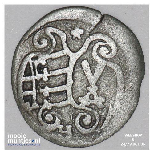 3 pfennig (dreier) - German States/Quedlinburg 1622 (KM 29) (kant B)