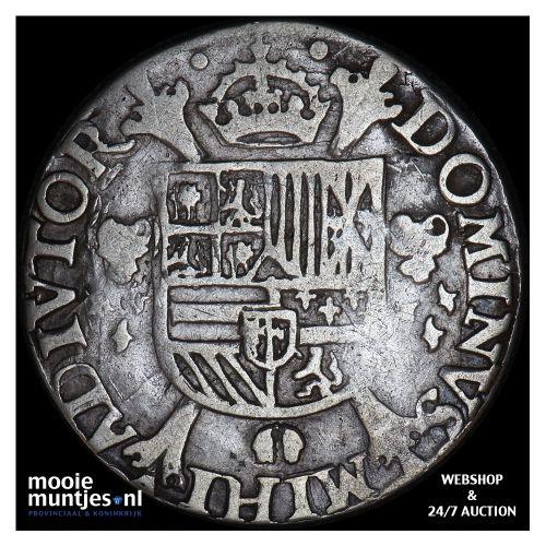 Utrecht - Vijfde Philipsdaalder - 1572 (kant B)