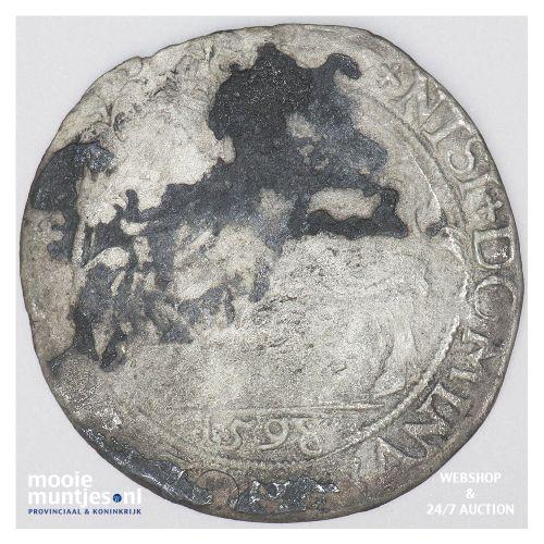 Friesland - Snaphaanschelling - 1598 (kant B)