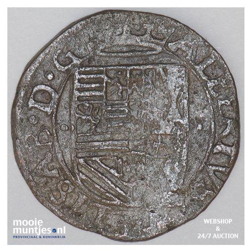 Roermond - Kwart stuiver of oord van 12 mijten - 1607 (kant B)