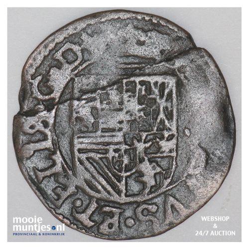 Roermond - Kwart stuiver of oord van 12 mijten - 1609 (kant B)