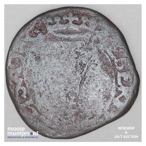Roermond - Kwart stuiver of oord van 12 mijten - 1611 (kant B)