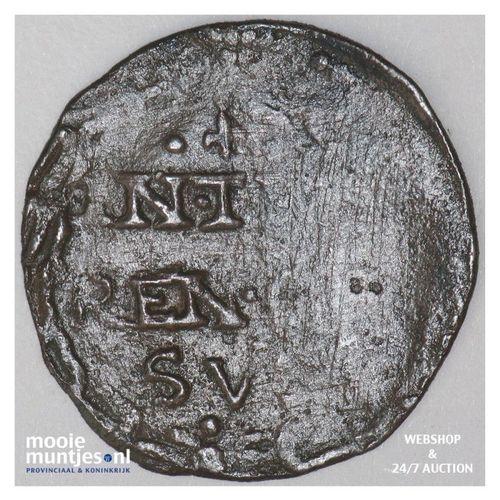 Thorn - Achtste stuiver of duit - z.j. (kant A)