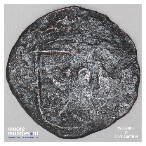 Thorn - Achtste stuiver of duit - z.j. (kant B)