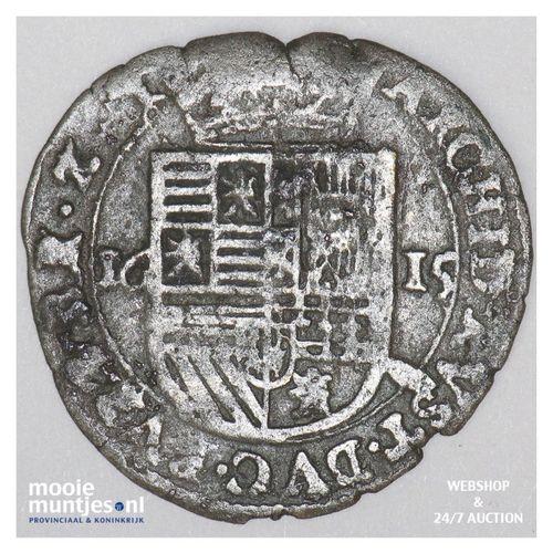 Brabant-´s-Hertogenbosch - Stuiver van 48 mijten - 1615 (kant A)