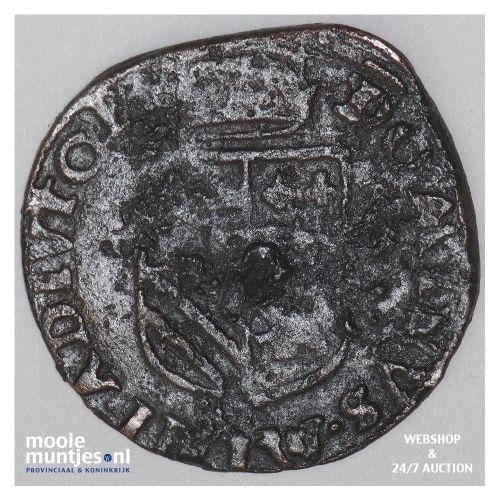 Brabant-´s-Hertogenbosch - Kwart stuiver of oord van 12 mijten - 1591 (kan
