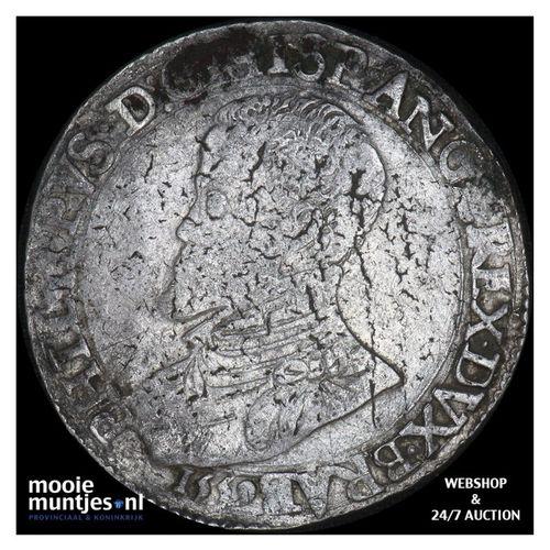 Brabant-Maastricht - Philipsdaalder - 1559 (kant A)