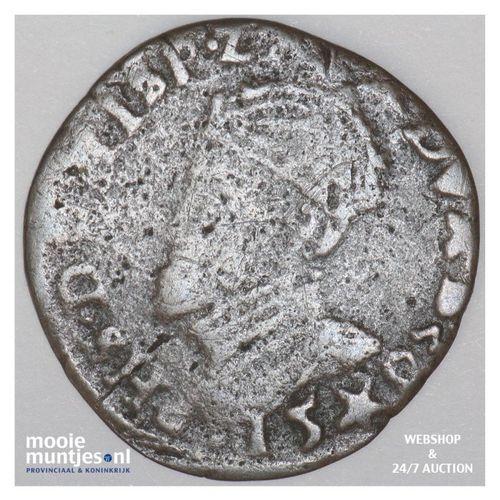 Brabant-Maastricht - Kwart stuiver of oord van 12 mijten - 1583 (kant A)