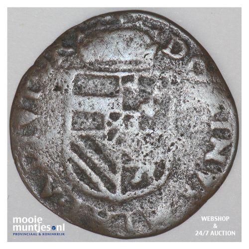 Brabant-Maastricht - Kwart stuiver of oord van 12 mijten - 1583 (kant B)