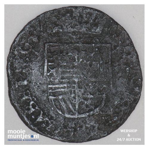 Brabant-´s-Hertogenbosch - Kwart stuiver of oord van 12 mijten - 160? (kan