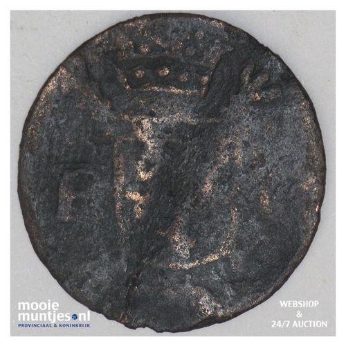 Roermond - Achtste stuiver of duit van 6 mijten - z.j. (kant A)