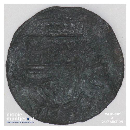 Roermond - Achtste stuiver of duit van 6 mijten - z.j. (kant B)