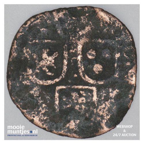 Gronsveld - Kwart stuiver of oord - z.j. (kant A)