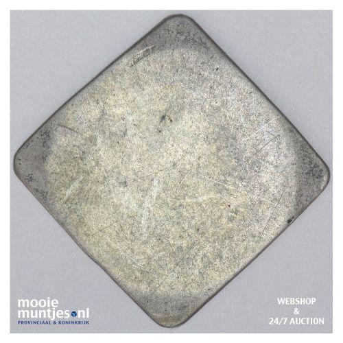 Groningen - 6¼ stuiver - 1672 (kant B)
