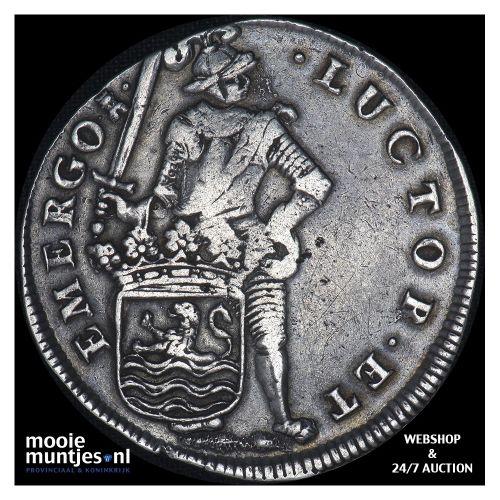 Zeeland - Dubbele daalder of 10 schelling - 1687 (kant B)