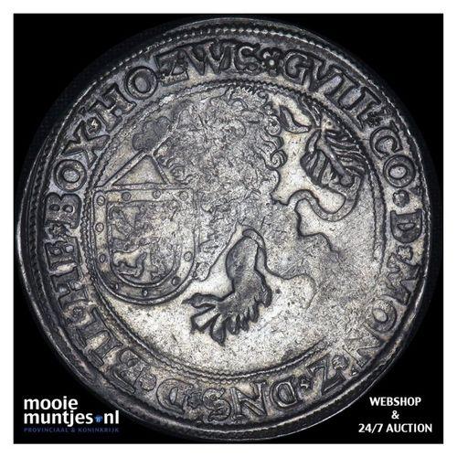 Graafschap Bergh, ´s-Heerenber - Oswalddaalder van 30 stuiver - z.j. (kant