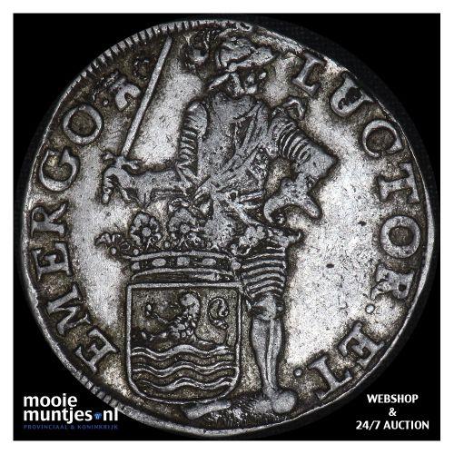 Zeeland - Daalder van 30 stuiver - 1682 (kant B)