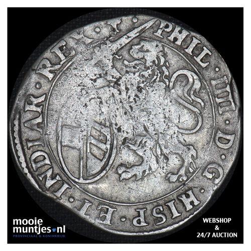 Brabant-´s-Hertogenbosch - Schelling van 6 stuiver - 1623 (kant B)