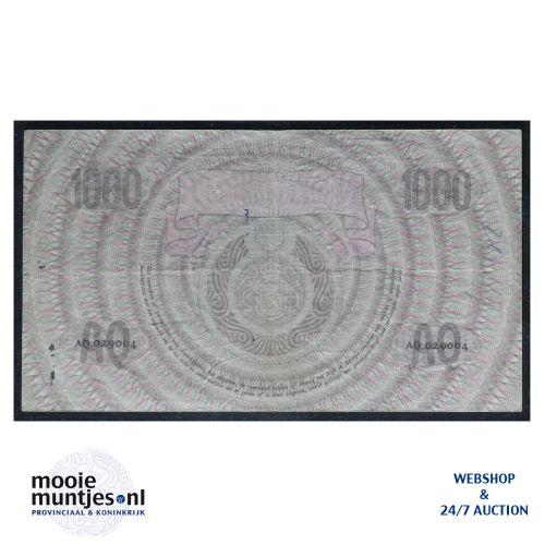1000 gulden  - 1926 (Mev. 152-2 / AV 106A) (kant B)