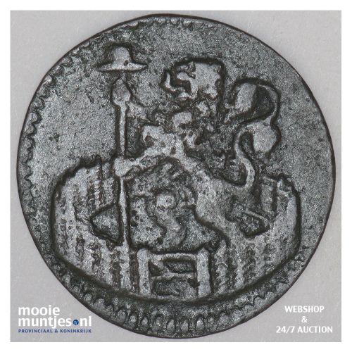 Holland - Duit - 1716 (kant B)