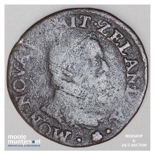 Zeeland - Oord - 1653 (kant B)