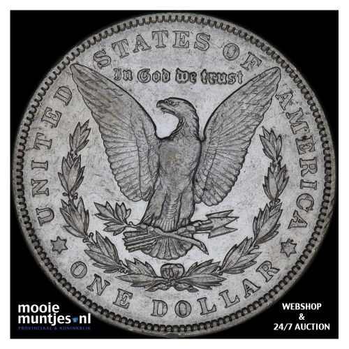 dollar - Morgan - United States of America 1903 (KM 110) (kant B)