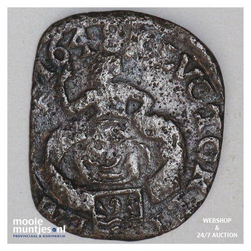 Zeeland - Duit - 1648 (kant A)