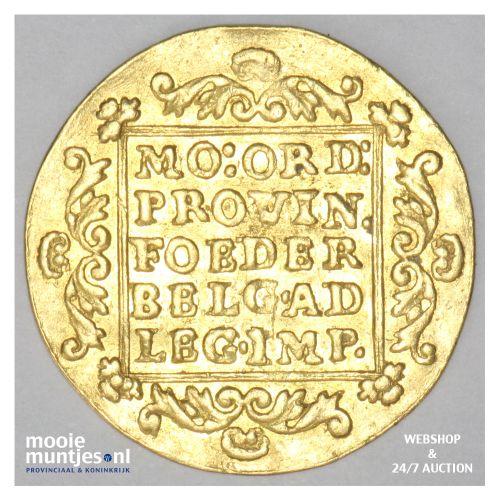 Holland - Gouden dukaat - 1800 (kant B)