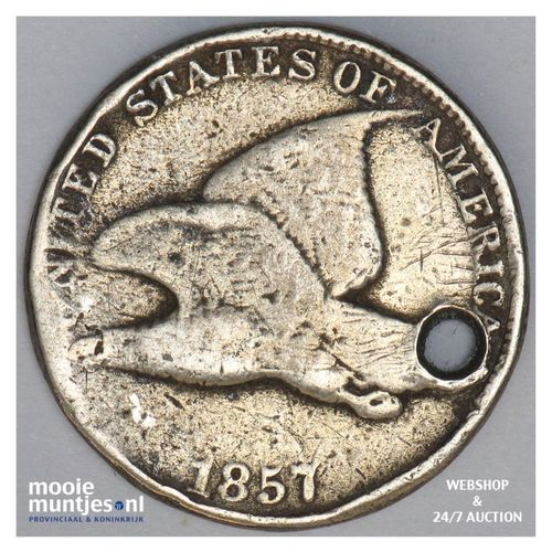cent - flying eagle - United States of America/Circulation coinage 1857 (KM 85)