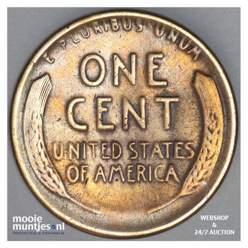 cent - Lincoln - United States of America 1922 D (KM 132) (kant B)