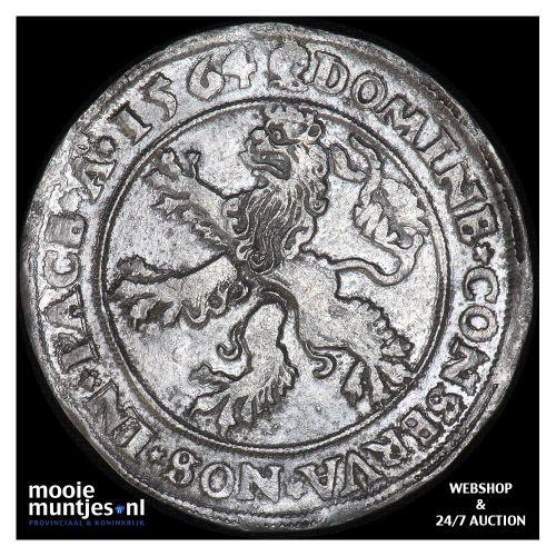 Heerlijkheid Batenburg - Daalder   - 1564 (kant A)