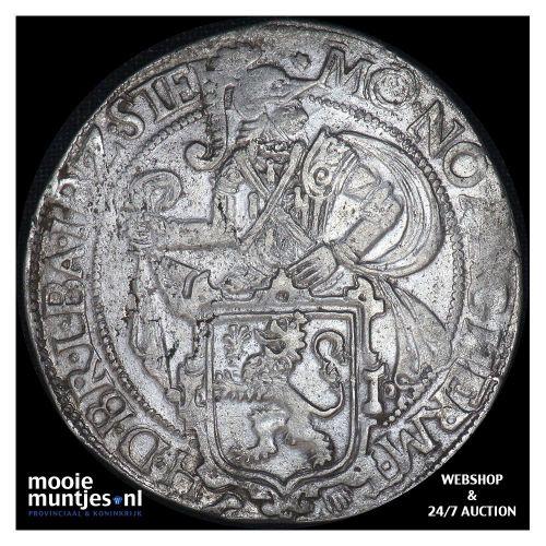 Heerlijkheid Batenburg - Leeuwendaalder - 1578 (kant B)