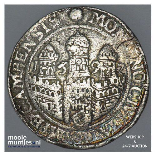 Kampen - Arendsrijksdaalder - 1597 (kant A)