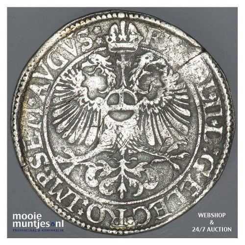 Kampen - Arendsrijksdaalder - 1597 (kant B)
