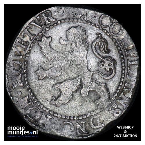 Zeeland - Leeuwendaalder - 1650 (kant A)