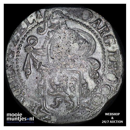 Zeeland - Leeuwendaalder - 1650 (kant B)