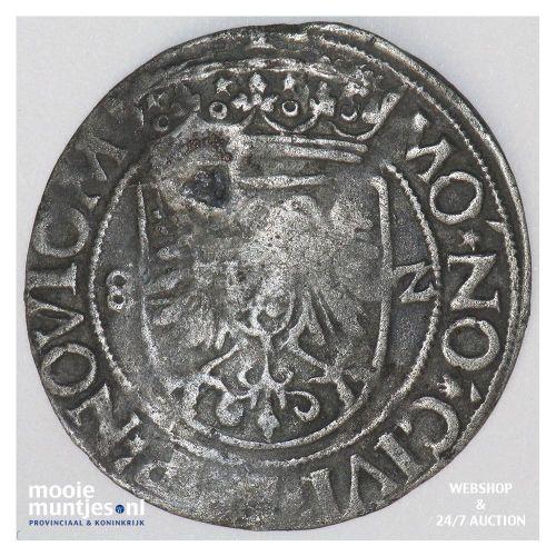 Nijmegen - Stuiver - 1582 (kant A)